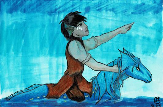 Gift art - HanJay Vraileth Herder