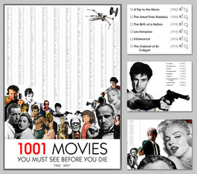 1001 Movies - Blueprint