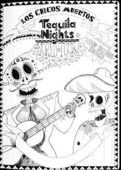 Los Chicos Muertos - Tequila Nights