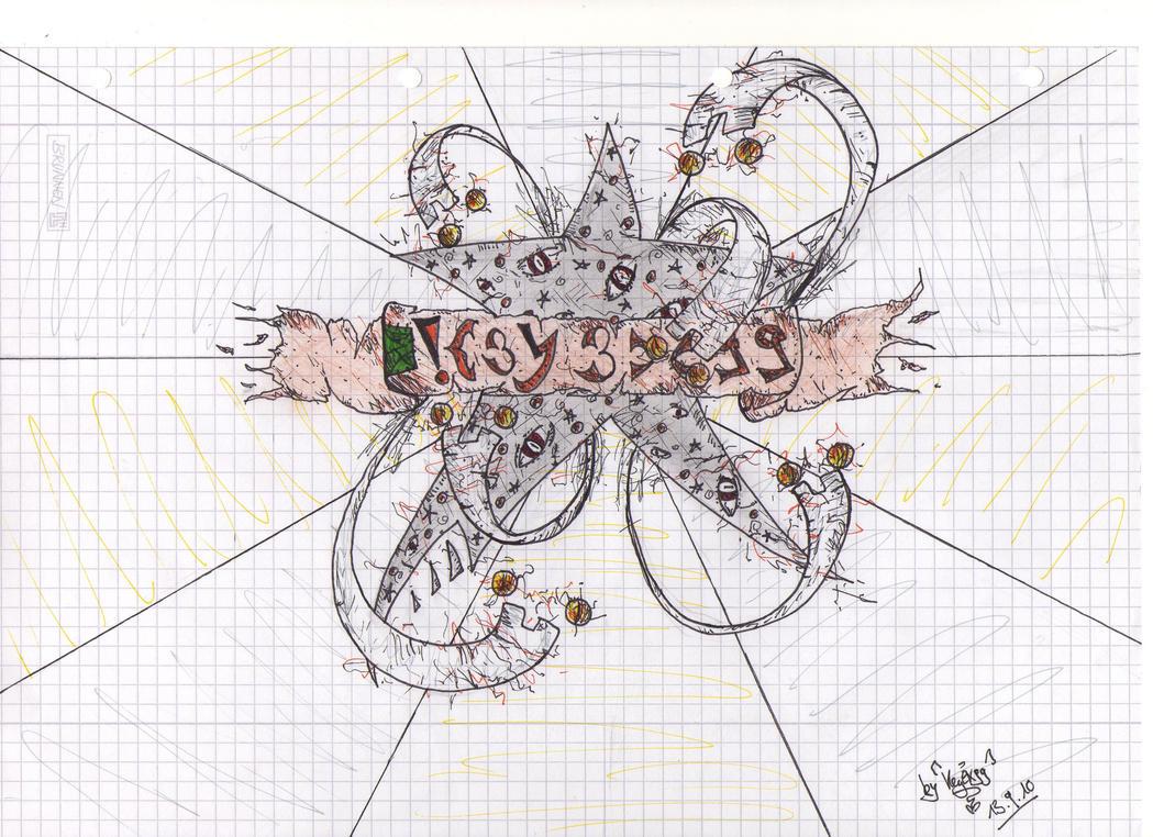 star tatto by KeyEX99 on