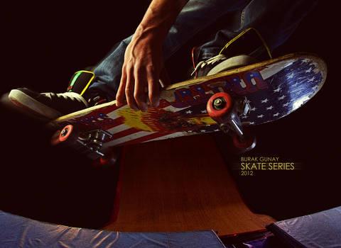 Skate Series #01