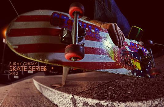 Skate Series #2
