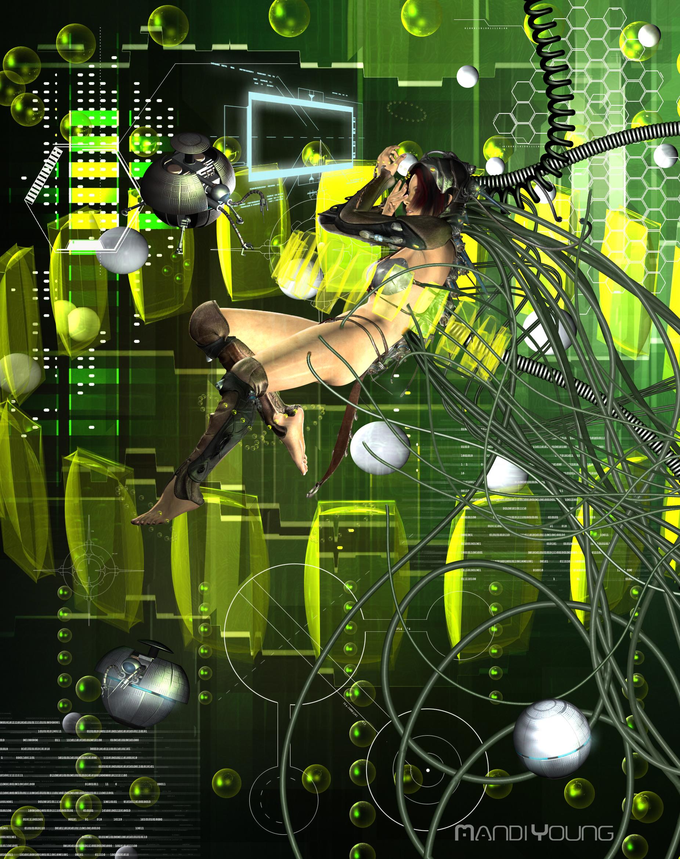 Cyberbird by Sarquindi