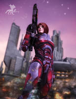 Shepard by Sarquindi