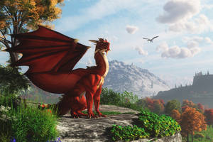 Here there be dragons! by Sarquindi