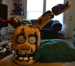 Springtrap's Ear is Fixed!