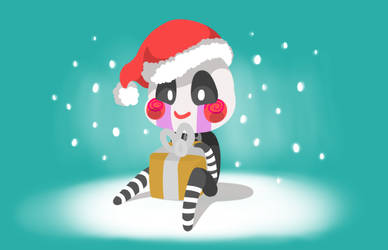 Christmas Gift by Andiiiematronic
