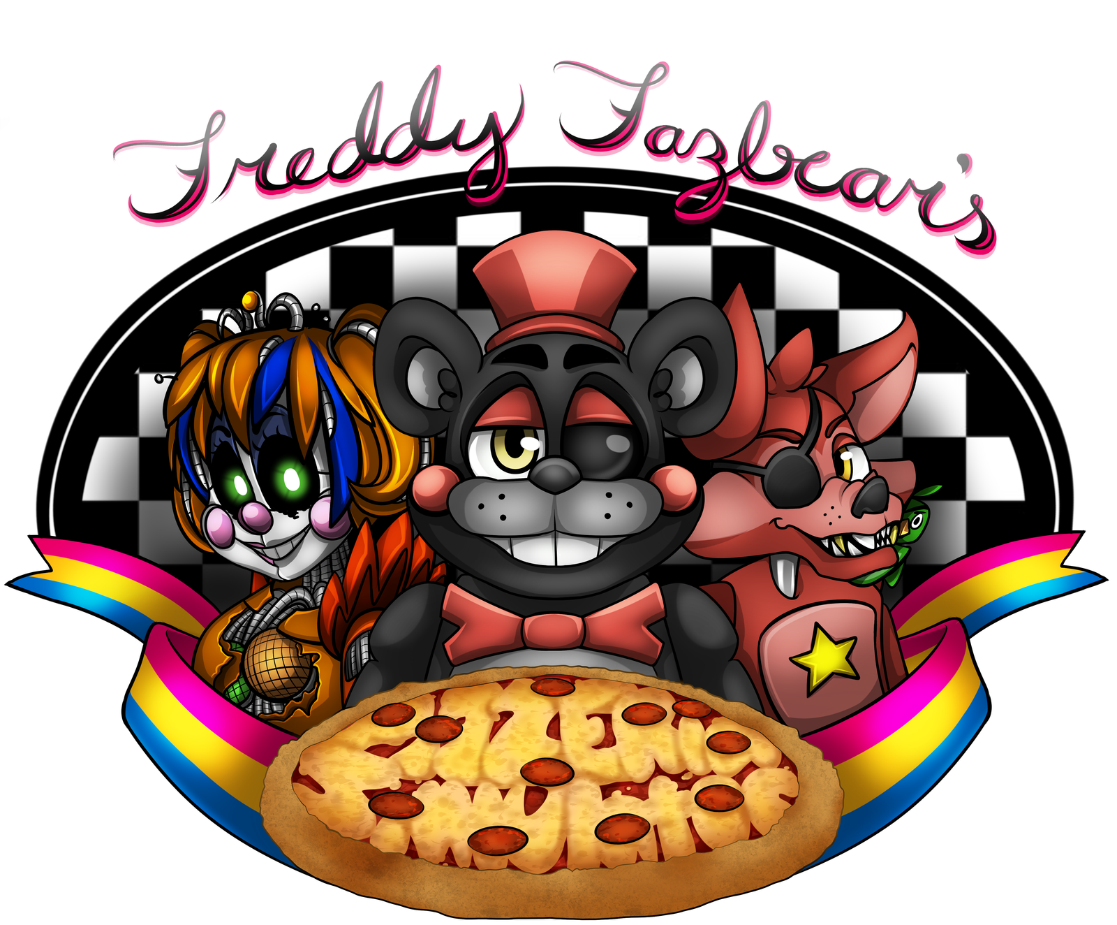 Freddy Fazbear's Pizzeria Simulator by Andiiiematronic on ...