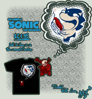 .:So Simple - Sonic Shirt:. by madmen