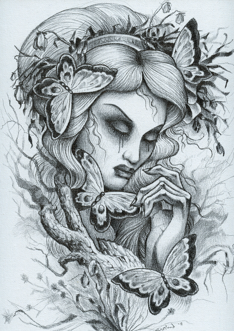Mother Nature Tattoos: Mother Nature By Kurtfagerland On DeviantArt