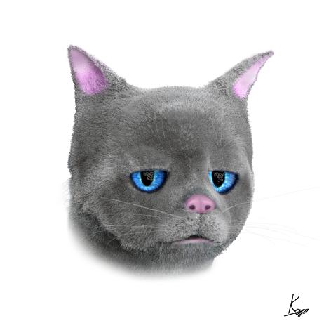 Kitten by CreativityLazy