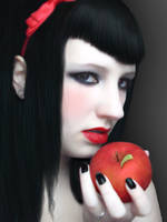 Snow White - GothicWolf69 by AliceGraphix