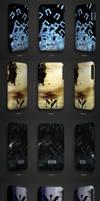 NIN iPhone Case Designs
