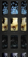 NIN iPhone Case Designs