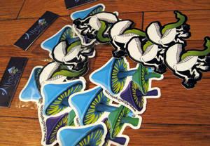 Alice Sticker Sets