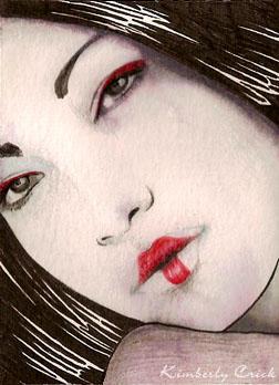 Geisha Maiko by enchantedgal