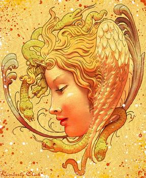 Medusa Cameo Greek Mythology