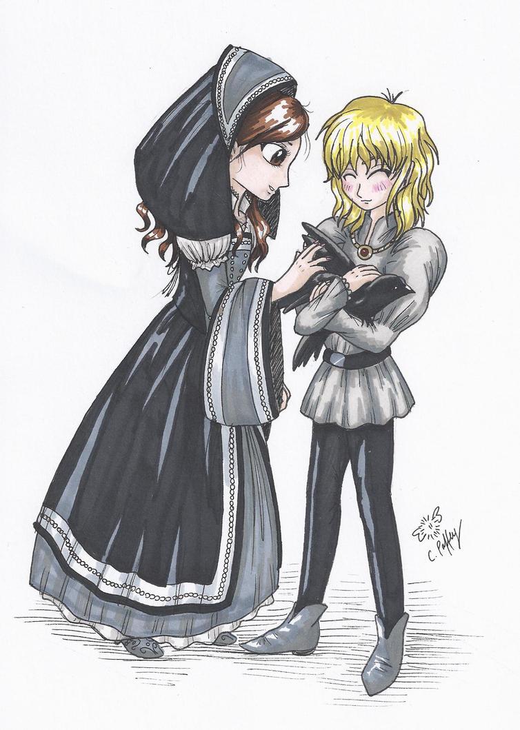 Jane and Edward by erondagirl