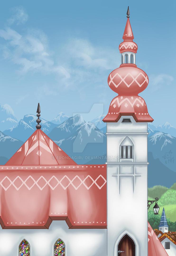 Decorated Church by erondagirl