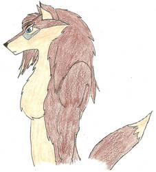 Werewolf 3 Naimassparrow101 by applegally