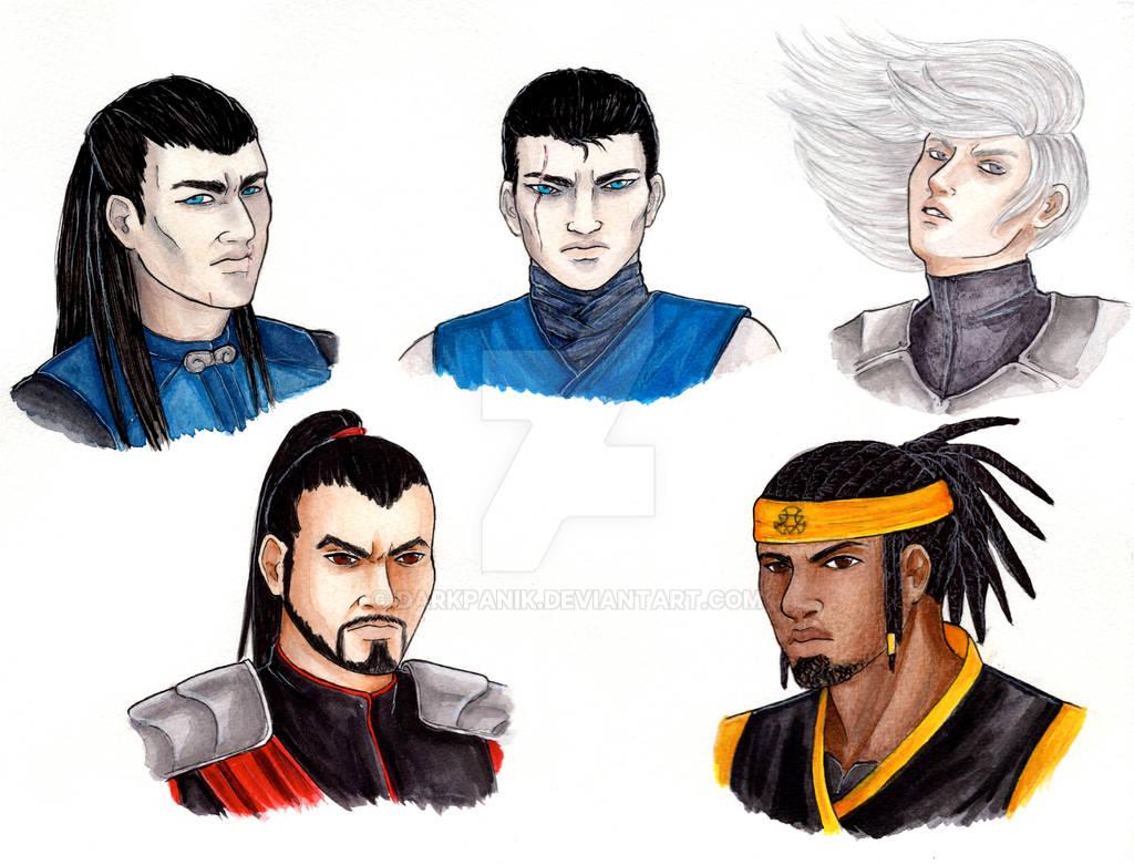 Lin Kuei Boys