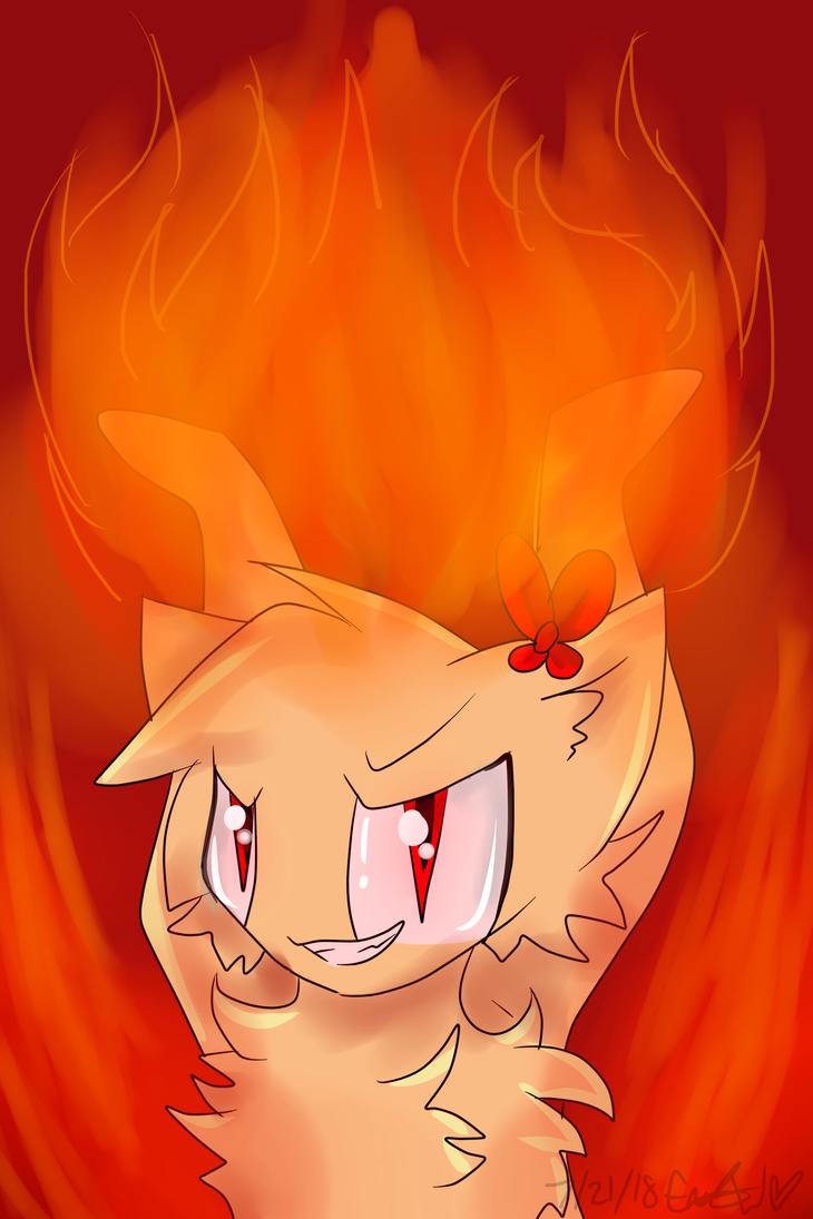 Blaze Fire by Shadowsumi