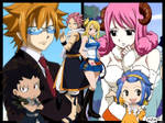 Fairy Tail Couples 3