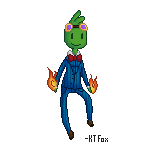 Alsmiffy Pixel by KqKangaroo