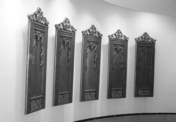 Gallery BW by Mizratz
