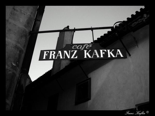 Franz Kafka by suzinka