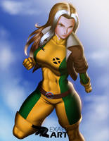 Rogue [NSFW optional, link on description] by ExaelART