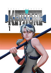 Keystone Cover 1 by ExaelART