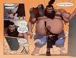 Keystone Comic double page (08-09)