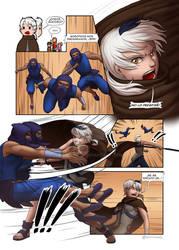 Keystone Comic Page 10