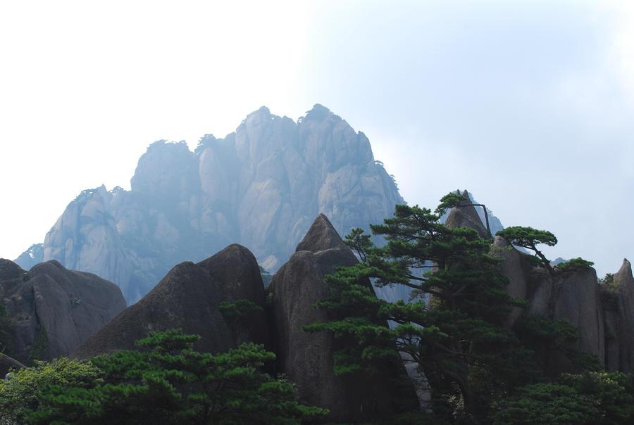 خلفيات دمج خلفيات جبال صور دمج صور جبال واماكن عاليه huangshan_1_10_by_meihua_stock.jpg