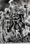 Thor vs Superman 4