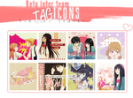 Tagwall Iconitos Kimi ni Todoke