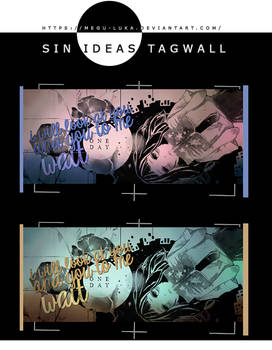 TAGWALL Sin ideas