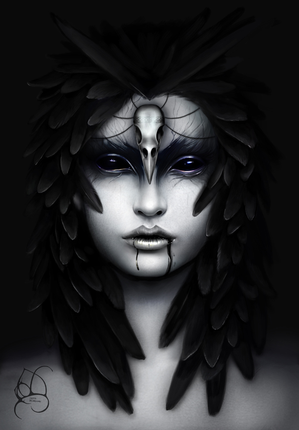 Corvus.coraX by SethEye
