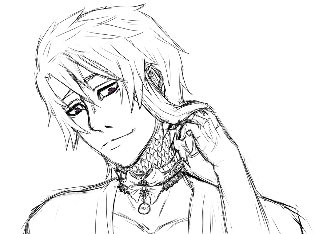 The snake boy by Valryn