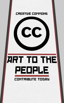 ART TO THE PEOPLE!