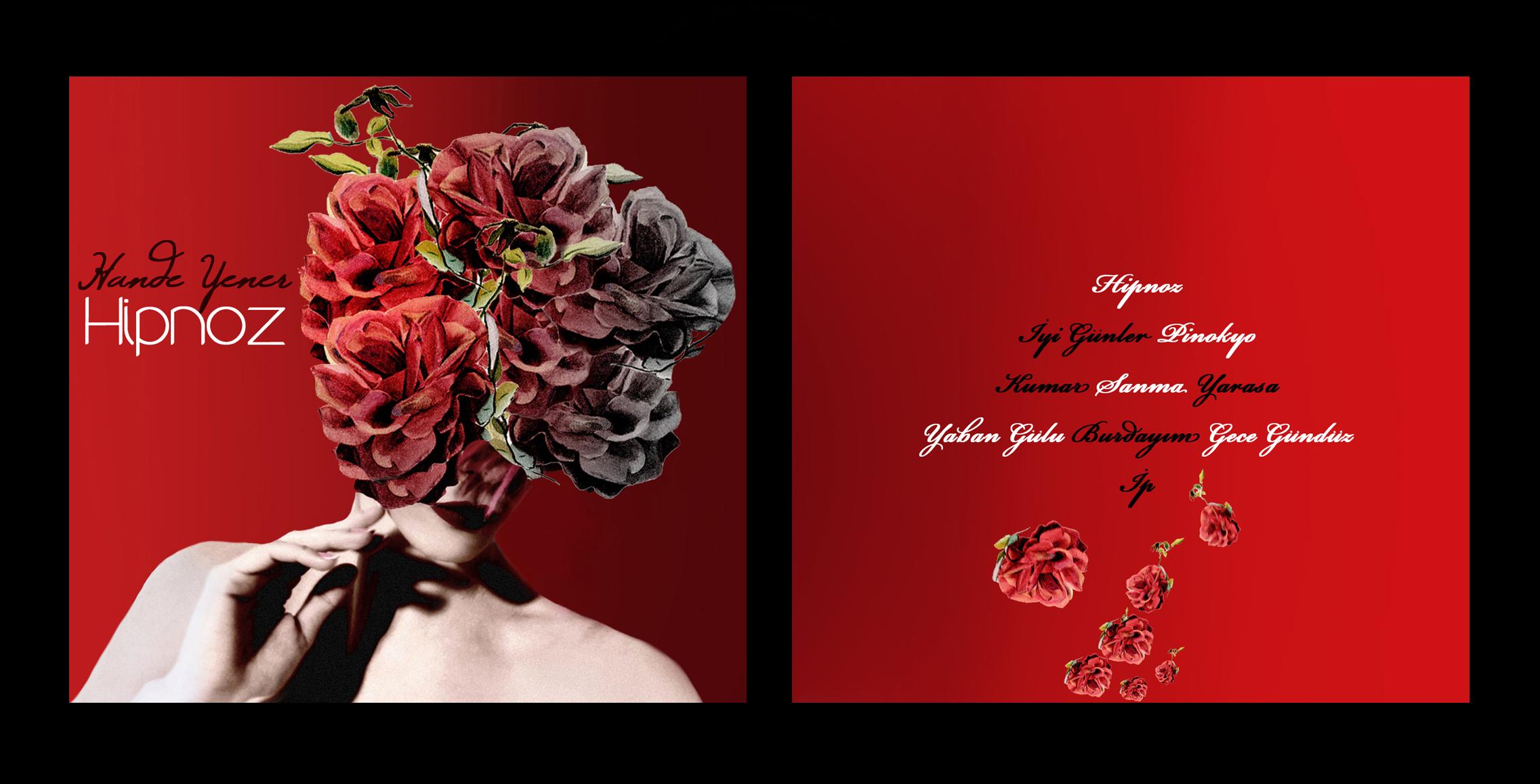 Hande Yener Hipnoz Albüm Kapağı