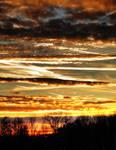 Munith Sunset