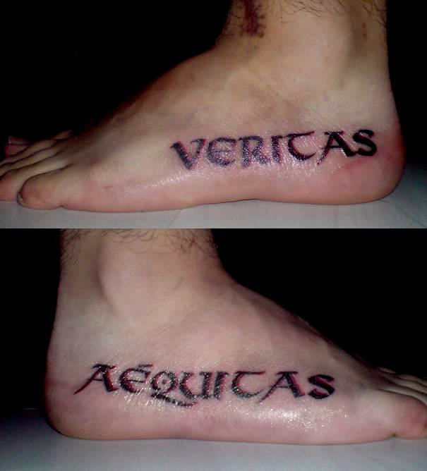 Veritas aequitas by peter17piper on deviantart for Veritas aequitas tattoos