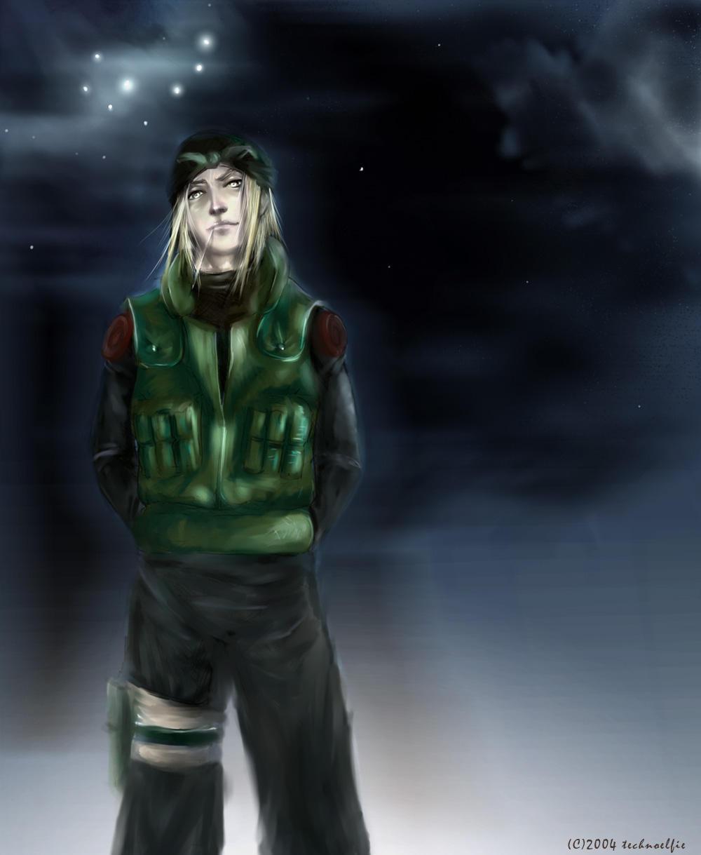 Naruto - Leaf Guardian by Technoelfie