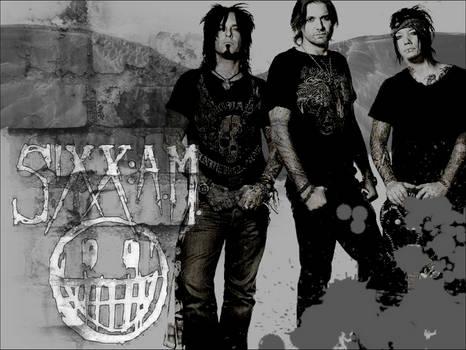 Sixx: AM Background