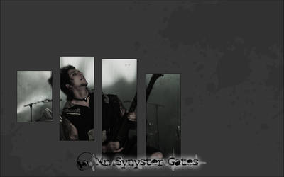 Synyster Gates Background by Harlequin-Prince
