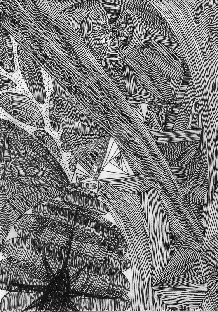 Spontaneous Lines by SenriUchiha