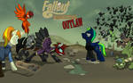 Commission: Fallout: Equestria: Outlaw