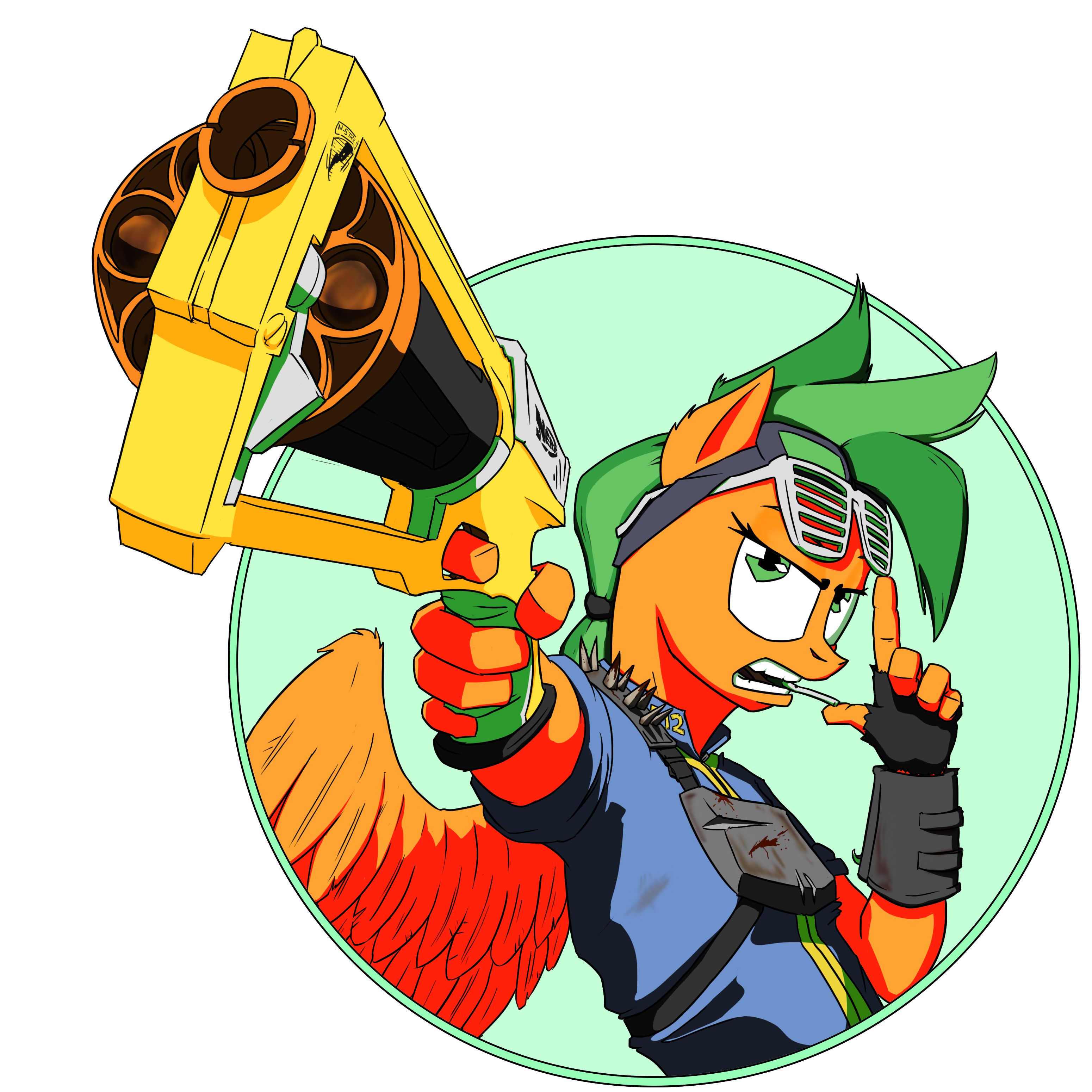 It s Nerf Nothing by CaptainHoers It s Nerf Nothing by CaptainHoers